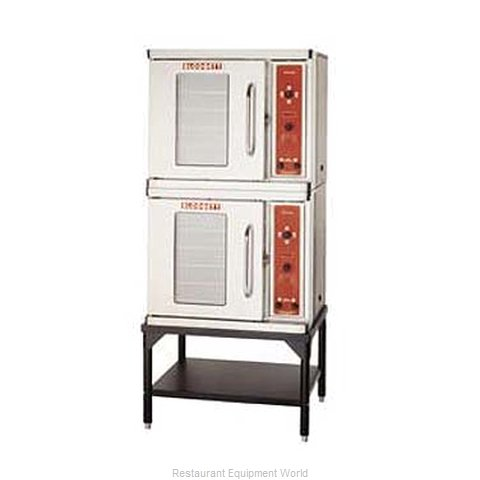 Blodgett Oven CTBR DBL Convection Oven, Electric