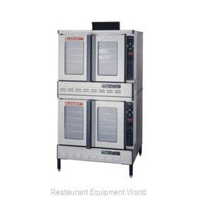 Blodgett Oven DFG-100 DBL Convection Oven, Gas