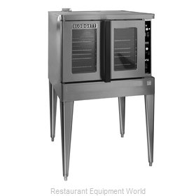 Blodgett Oven DFG-100-ES DBL Convection Oven, Gas