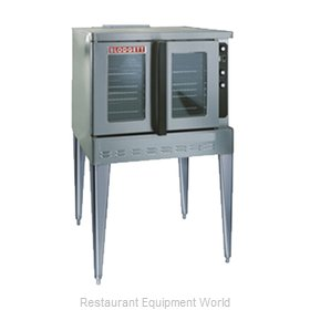 Blodgett Oven DFG-100 SGL Convection Oven, Gas
