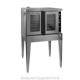 Blodgett Oven DFG-200-ES ADDL Convection Oven, Gas