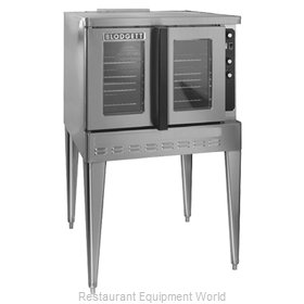 Blodgett Oven DFG-200 SGL Convection Oven, Gas