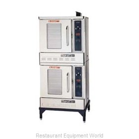 Blodgett Oven DFG-50 DBL Convection Oven, Gas