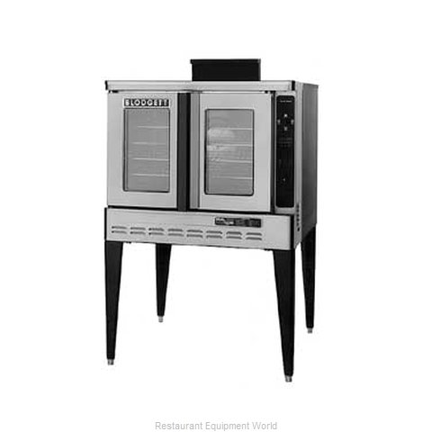 Blodgett Oven DFG100 ADDL Oven Convection Gas (Magnified)