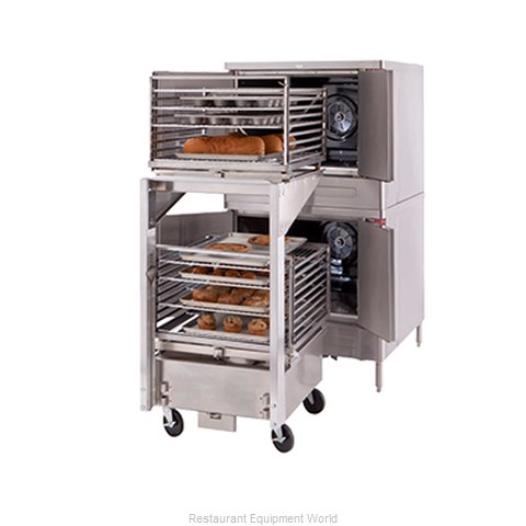 Blodgett Oven DFG100 XCEL RI D Oven Convection Gas (Magnified)