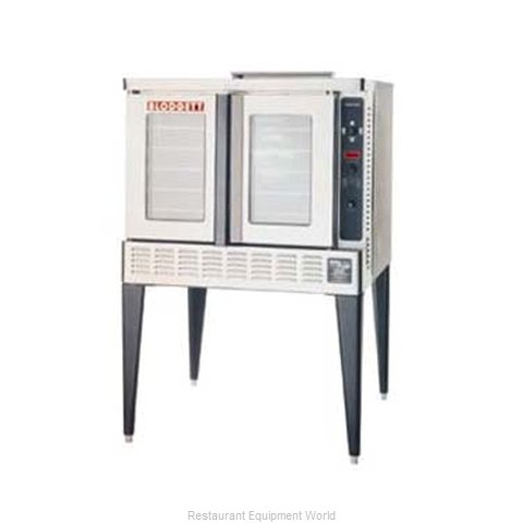 Blodgett Oven DFG200 ADDL Oven Convection Gas (Magnified)