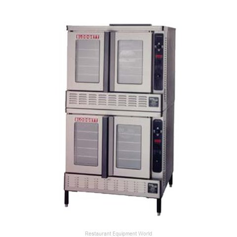 Blodgett Oven DFG200 DOUBLE RI Oven Convection Gas