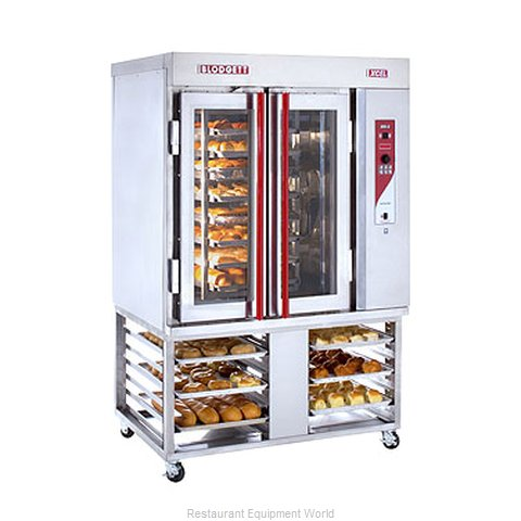 Blodgett Oven XR8-G/STAND Convection Oven, Gas