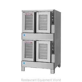 Blodgett Oven ZEPH-100-E DBL Convection Oven, Electric