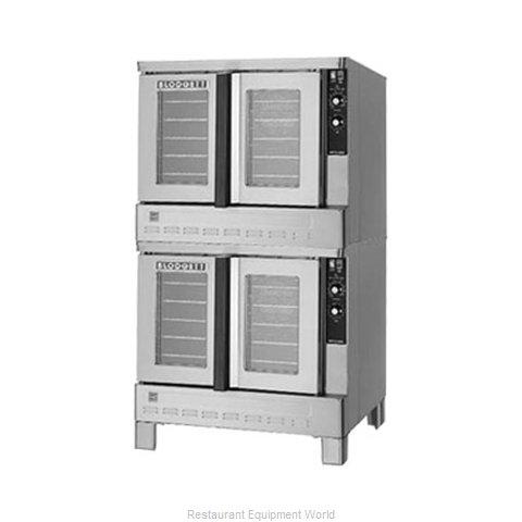 Blodgett Oven ZEPH-100-G DBL Convection Oven, Gas