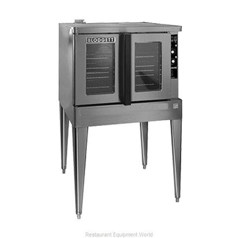 Blodgett Oven ZEPH-100-G-ES SGL Convection Oven, Gas