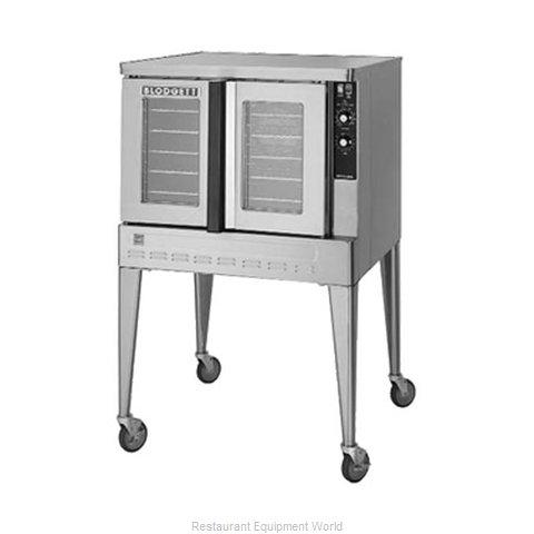 Blodgett Oven ZEPH-100-G SGL Convection Oven, Gas