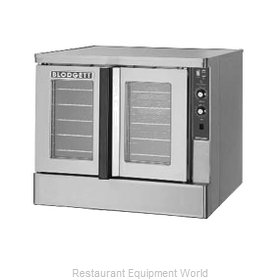 Blodgett Oven ZEPH-200-E BASE Convection Oven, Electric