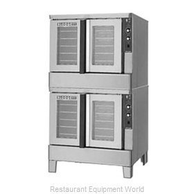 Blodgett Oven ZEPH-200-E DBL Convection Oven, Electric