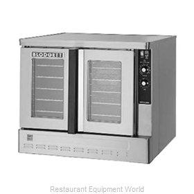 Blodgett Oven ZEPH-200-G BASE Convection Oven, Gas