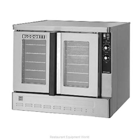 Blodgett Oven ZEPH240GPLUSBASE Oven Convection Gas (Magnified)