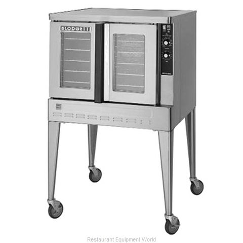 Blodgett Oven ZEPH240GPLUSSNGL Oven Convection Gas