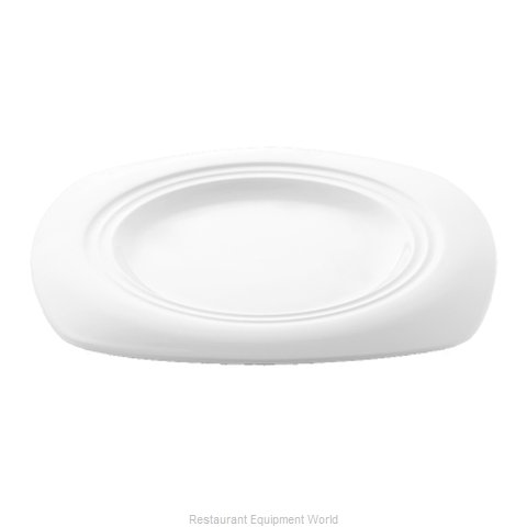 Bon Chef 1000012P Plate, China (Magnified)
