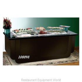 Bon Chef 100098 Display Merchandising Table