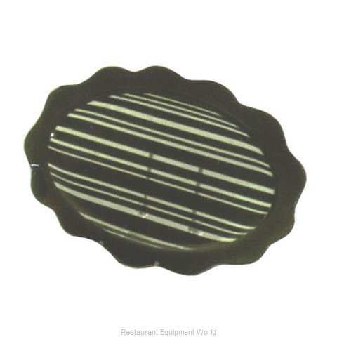 Bon Chef 100114 Plate, Glass (Magnified)