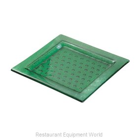 Bon Chef 100420 Plate, Glass