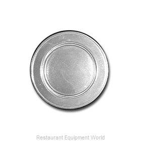 Bon Chef 1021BLKSPKLD Plate, Metal