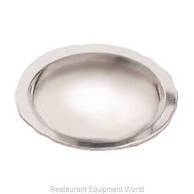Bon Chef 1027PWHT Plate, Metal