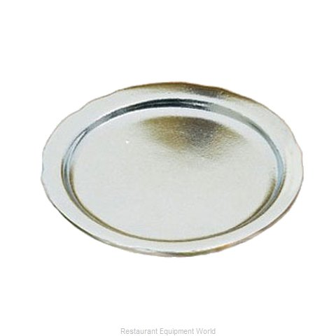 Bon Chef 1028DUSTYR Plate, Metal (Magnified)