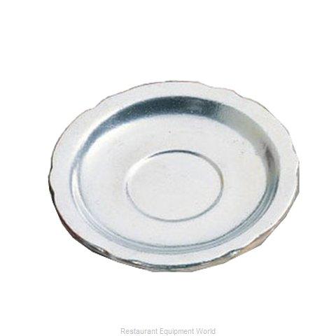 Bon Chef 1029PLATINUMGRA Saucer, Metal