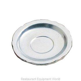 Bon Chef 1029WHTM Saucer, Metal