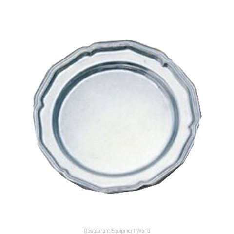 Bon Chef 1031DKBLU Plate, Metal (Magnified)