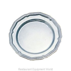 Bon Chef 1034PWHT Plate, Metal
