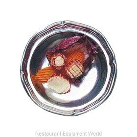 Bon Chef 1038WHTM Soup Salad Pasta Cereal Bowl, Metal