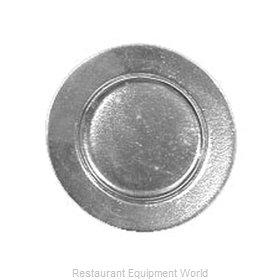 Bon Chef 1041PLATINUMGRA Plate, Metal