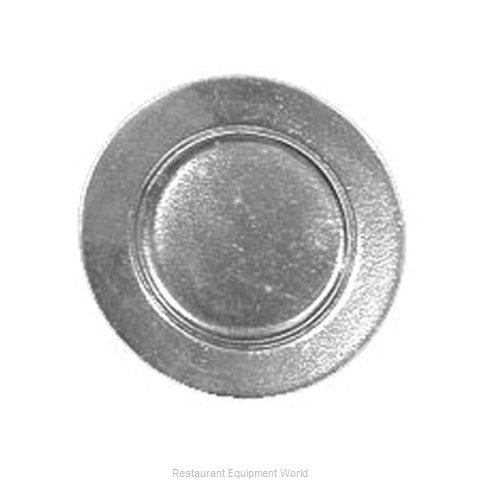 Bon Chef 1041SMOKEGRA Plate, Metal