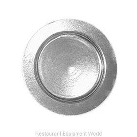 Bon Chef 1042BLKSPKLD Plate, Metal