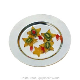Bon Chef 1043TANGREVISION Plate, Metal