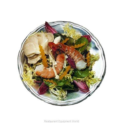 Bon Chef 1050PLATINUMGRA Plate, Metal