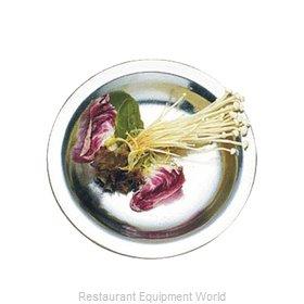 Bon Chef 1080DKBLU Plate, Metal