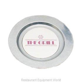 Bon Chef 1092PLATINUMGRA Service Plate, Metal