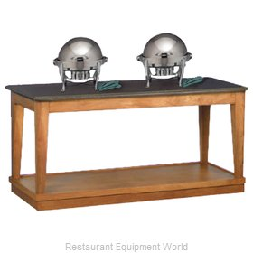 Bon Chef 11RSTPE-BE Catering Table