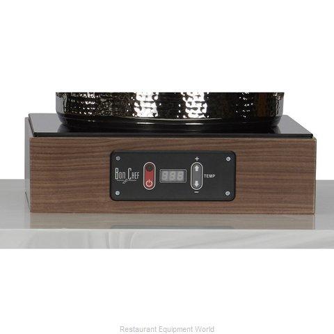 Bon Chef 12106BOX-WALNUT Induction Range Warmer, Parts & Accessories