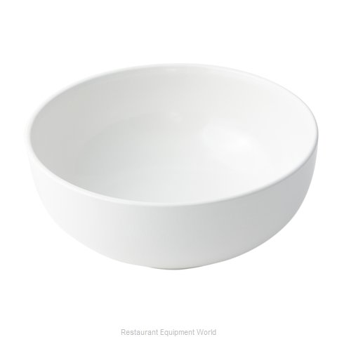 Bon Chef 15004BBLKSPK Serving Bowl, Salad Pasta, Metal