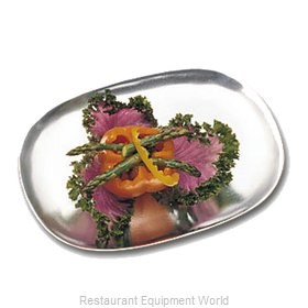 Bon Chef 2001BLK Sizzle Thermal Platter