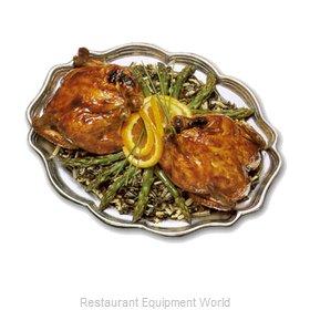 Bon Chef 2023DKBLU Sizzle Thermal Platter