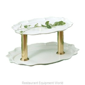 Bon Chef 2030DTTEAL Display Stand, Tiered