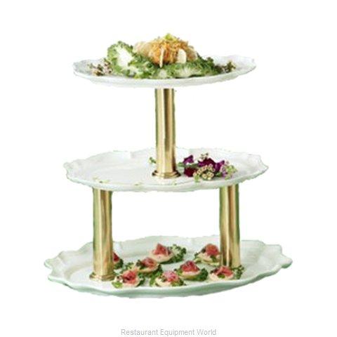 Bon Chef 2030TTDUSTYR Display Stand, Tiered