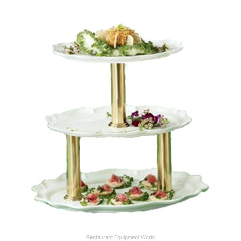 Bon Chef 2030TTS Tiered Display Server Stand
