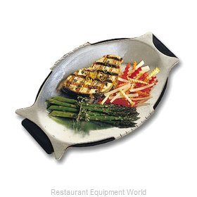 Bon Chef 2039CHESTNUT Sizzle Thermal Platter