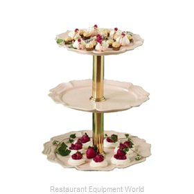 Bon Chef 2062TTRED Display Stand, Tiered